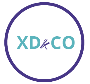Logo XD&Co - formations